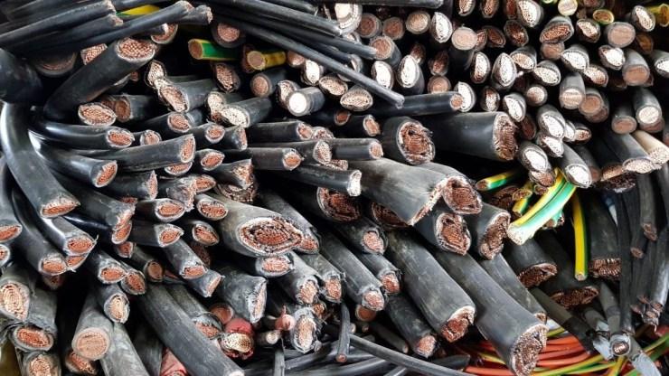 Thu mua dây cáp điện đồng